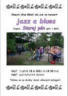 Koncert kapely Starej pán - plakát